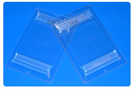 アガロースをカセットに充填した「クイックジェル」は保存安定性に優れています。 電気泳動に使用する